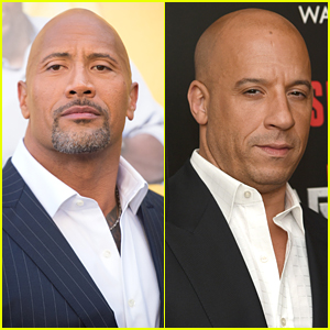 Dwayne Johnson Reacts To Vin Diesel's 'Tough Love' Comments About Their 2016 Feud