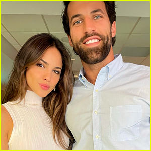 Eiza Gonzalez Goes Instagram Official with Boyfriend Paul Rabil While Celebrating His Success