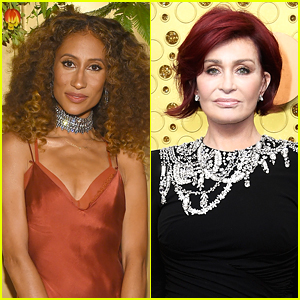 The Talk's Elaine Welteroth Addresses Leaked Audio Of Her Chat With Sharon Osbourne
