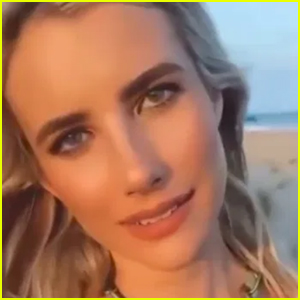 Emma Roberts Has a Very Funny Reaction to Becoming a Meme