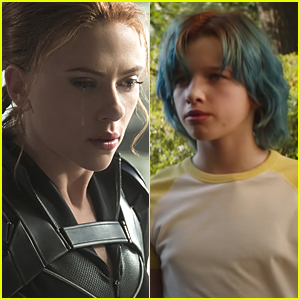 Ever Anderson Made Scarlett Johansson Cry Over Her 'Black Widow' Role