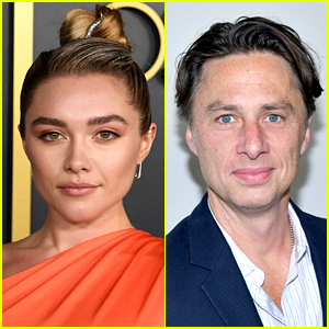 Florence Pugh Thinks She Knows Why People Are Bothered by Her Relationship with Zach Braff
