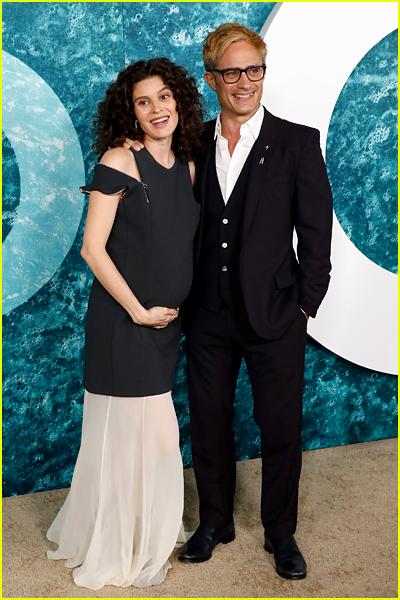 Gael Garcia Bernal and pregnant girlfriend Fernanda Aragones