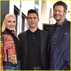 Adam Levine Did Not Attend Blake Shelton & Gwen Stefani's Wedding