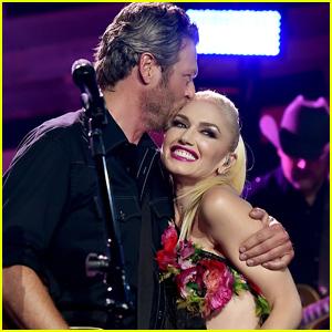 Blake Shelton Reveals Why He & Gwen Stefani Haven't Gone on Their Honeymoon Yet