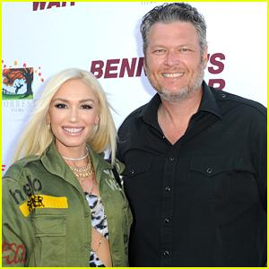 Gwen Stefani Teases Husband Blake Shelton Over Her New Last Name