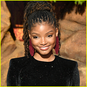 Halle Bailey Celebrates Wrapping 'The Little Mermaid' With Gorgeous Beach Photo