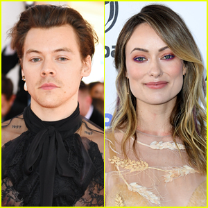 Harry Styles & Olivia Wilde Share a Passionate Kiss, Pack on PDA in New Vacation Photos!