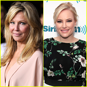 Heather Locklear To Star In Lifetime Movie Produced By Meghan McCain