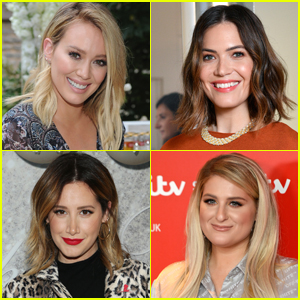 Hilary Duff, Mandy Moore, & More Famous Moms Have Adorable Playdate with Their Babies!