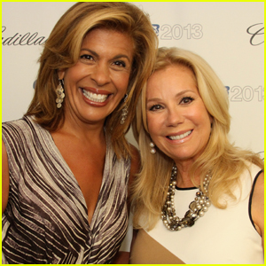 Hoda Kotb Gives an Update About Kathie Lee Gifford's Personal Life