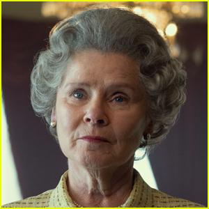 Netflix's 'The Crown' - First Look at Imelda Staunton as Queen Elizabeth Revealed!