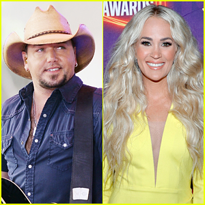 Carrie Underwood Teams With Jason Aldean For 'If I Didn't Love You' - Grab The Lyrics Here!