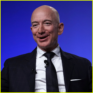 Jeff Bezos Successfully Goes to Space on Blue Origin Flight