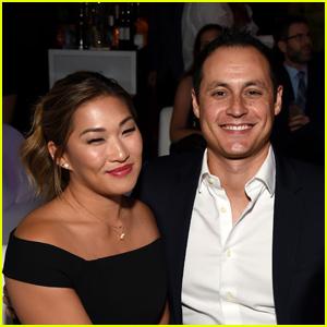 'Glee' Star Jenna Ushkowitz & David Stanley Are Married!