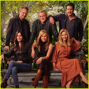 Jennifer Aniston Celebrates 'Friends: The Reunion' Emmy Nomination