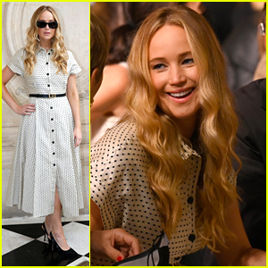 Jennifer Lawrence Steps Out For Her First Official Event In Years!