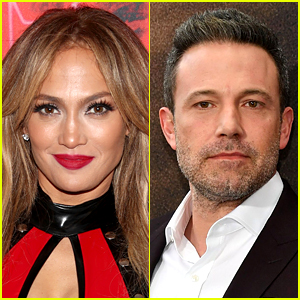 Jennifer Lopez & Ben Affleck Spotted at Universal Studios Theme Park with Their Kids!