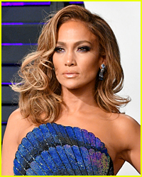 It's Not Every Day You See Jennifer Lopez Doing This!