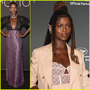 Jodie Turner-Smith Goes Super Glamorous For Kering Women in Motion Events During Cannes