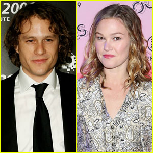 Julia Stiles Looks Back at Working with Heath Ledger on '10 Things I Hate About You'
