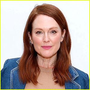 Here's What Julianne Moore Thinks About The Phrase 'Aging Gracefully'