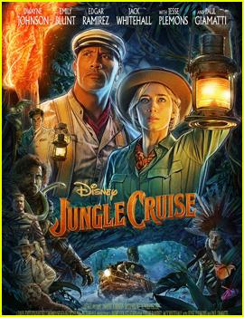 'Jungle Cruise' Disney Movie Premiere - How to Stream & Watch!