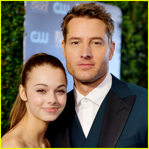 Justin Hartley Says He's 'So Very Proud' of Daughter Isabella While Celebrating Her 17th Birthday