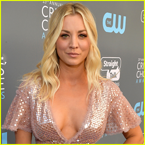 Kaley Cuoco Adds To Her Fur Family & Adopts A Senior Dog!