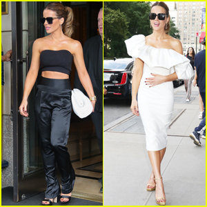 Kate Beckinsale Slays NYC in Two Chic Outfits!