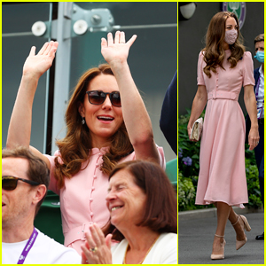 Kate Middleton Attends Final Day of Wimbledon With Her Father Michael - Find Out What She Said to Novak Djokovic!