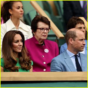 Kate Middleton Makes First Appearance Following Recent COVID Exposure, Attends Wimbledon with Prince William