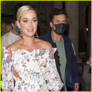 Katy Perry & Orlando Bloom Go on a Romantic Dinner Date in Paris