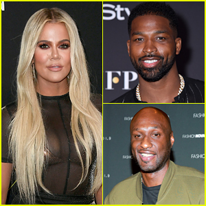 Tristan Thompson Trolls Lamar Odom Over His Comment on Khloe Kardashian's Hot New Instagram
