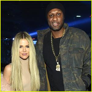 Lamar Odom Drops Off Hot Comment On Khloe Kardashian's Newest Instagram - Read It Here!