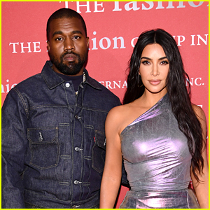 Kim Kardashian & Kanye West Reunited For Family Outing With Their Kids Over The Weekend