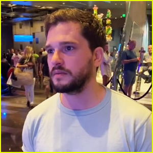 Kit Harington Goes Viral Over His Reaction to 'Game of Thrones' Slot Machine