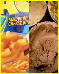 Kraft Announces Mac & Cheese Ice Cream & It Sells Out in an Hour!