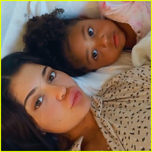 Kylie Jenner Reveals Unique Nickname She Has for Stormi That We've Never Heard Before!
