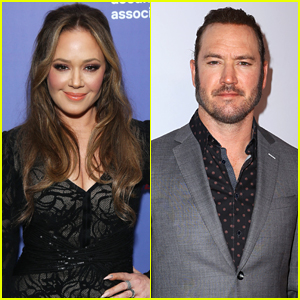 Mark-Paul Gosselaar Recalls He Had The Most Chemistry With Leah Remini On 'Saved By The Bell'