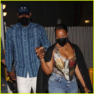 LeBron James & Wife Savannah Enjoy a Date Night Together in LA