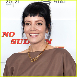 Lily Allen Celebrates Two Years Sober With Cute New Pics