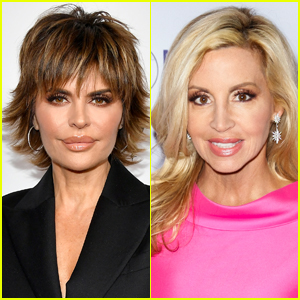 Lisa Rinna Claps Back at Camille Grammer for Shady Tweet About Erika Jayne