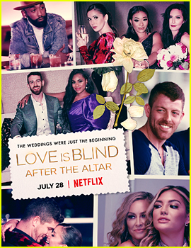 'Love is Blind: After the Altar' Trailer Debuts Two Days Before Netflix Premiere - Watch Now!