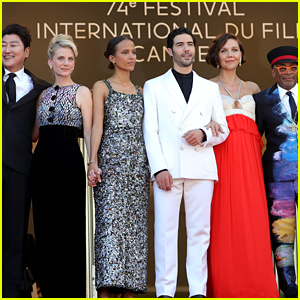 Maggie Gyllenhaal Joins Cannes Jury at the Festival's Closing Ceremony