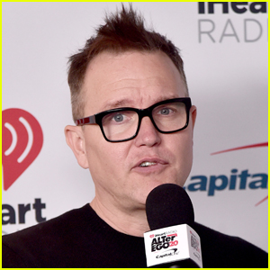 Mark Hoppus Reveals He Has Stage Four Lymphoma Cancer