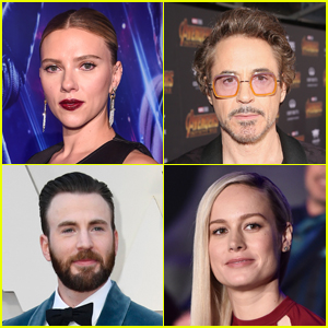 Marvel Star Salaries Revealed, Including Scarlett Johansson's 'Black Widow' Paycheck Amount