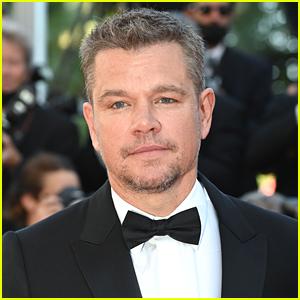 Matt Damon Reveals The Reason He Got Emotional During 'Stillwater' Premiere at Cannes