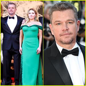 Matt Damon Tears Up During 5-Minute Standing Ovation at 'Stillwater' Cannes Premiere