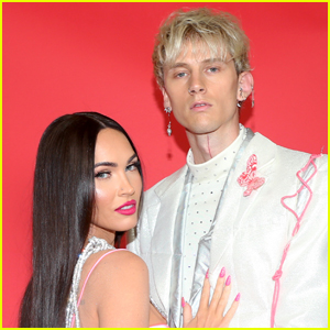 Megan Fox Gushes About Meeting Her 'Soulmate' Machine Gun Kelly for The First Time